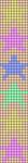 Alpha pattern #99883
