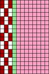 Alpha pattern #99885
