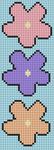 Alpha pattern #99895