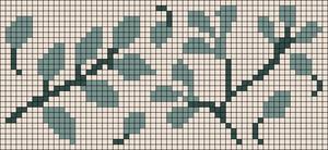 Alpha pattern #99898