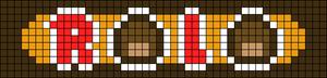 Alpha pattern #99899
