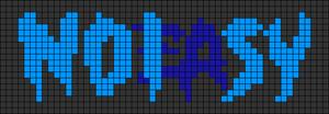 Alpha pattern #99909