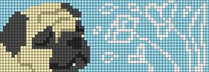 Alpha pattern #99938