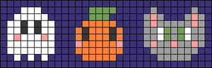 Alpha pattern #99952