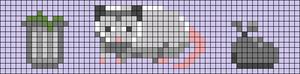Alpha pattern #99974