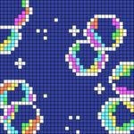 Alpha pattern #99993