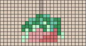Alpha pattern #99994