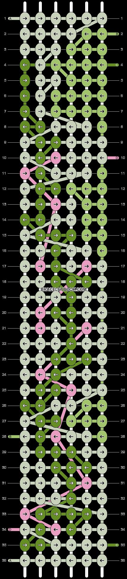 Alpha pattern #99995 pattern