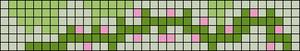 Alpha pattern #99995