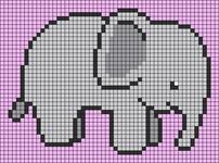 Alpha pattern #100015
