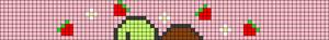 Alpha pattern #100018