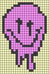 Alpha pattern #100037