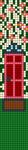 Alpha pattern #100039