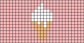 Alpha pattern #100043