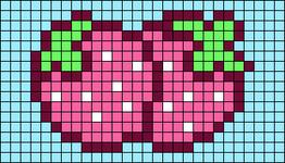 Alpha pattern #100061