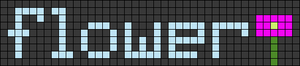 Alpha pattern #100064