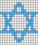 Alpha pattern #100078