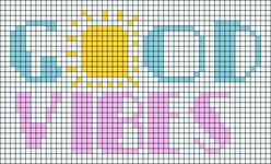 Alpha pattern #100087