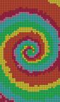 Alpha pattern #100121