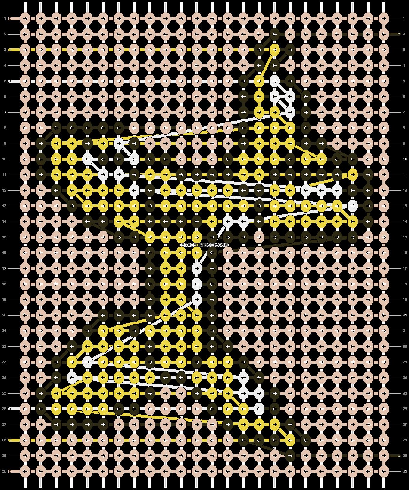 Alpha pattern #100122 pattern