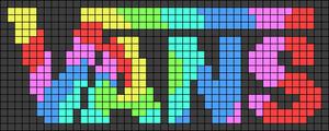 Alpha pattern #100124