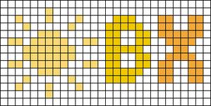 Alpha pattern #100127