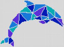 Alpha pattern #100188
