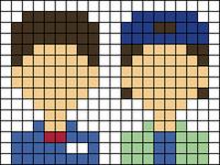 Alpha pattern #100211