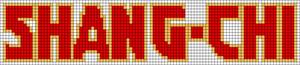 Alpha pattern #100225