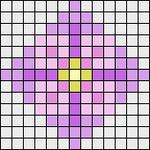 Alpha pattern #100278