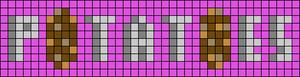 Alpha pattern #100283