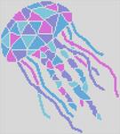 Alpha pattern #100289