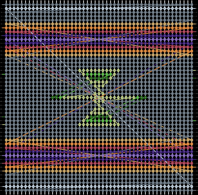 Alpha pattern #100292 pattern