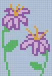 Alpha pattern #100293