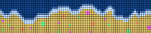 Alpha pattern #100296