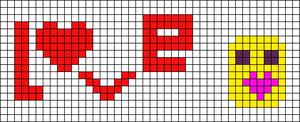 Alpha pattern #100305