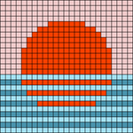 Alpha pattern #100319