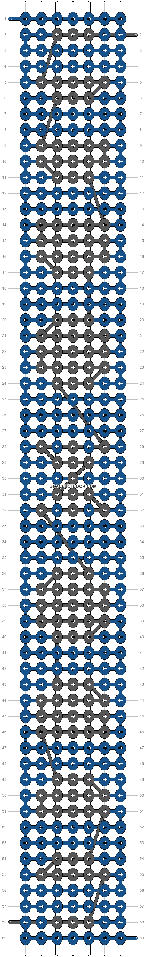 Alpha pattern #100329 pattern