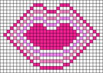 Alpha pattern #100332