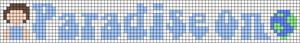 Alpha pattern #100339