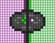 Alpha pattern #100342