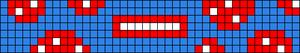 Alpha pattern #100350
