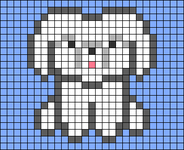 Alpha pattern #100359