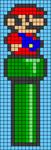 Alpha pattern #100361