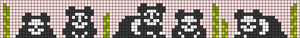 Alpha pattern #100388