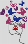 Alpha pattern #100394