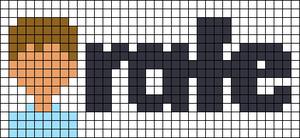 Alpha pattern #100407