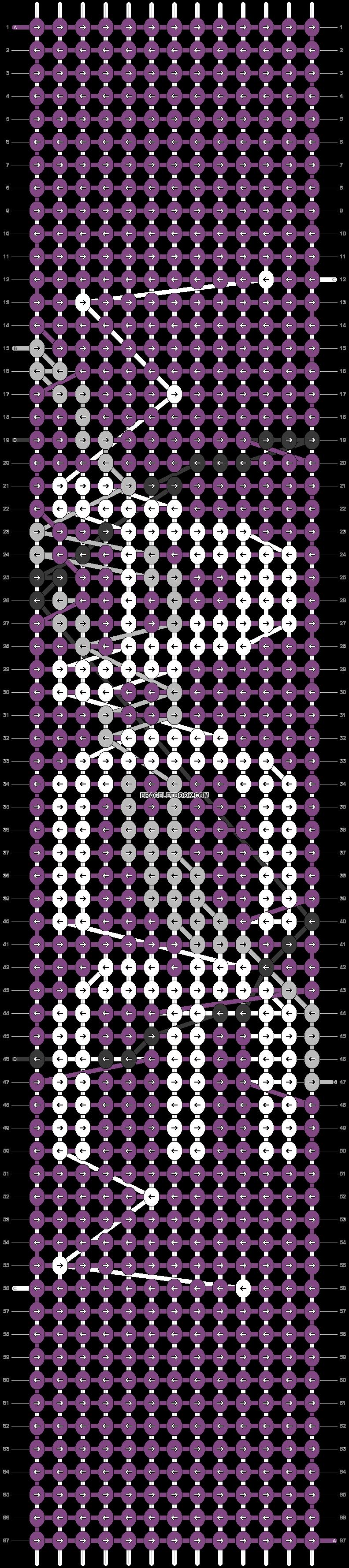 Alpha pattern #100423 pattern
