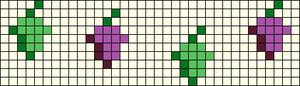 Alpha pattern #100460