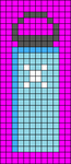 Alpha pattern #100479